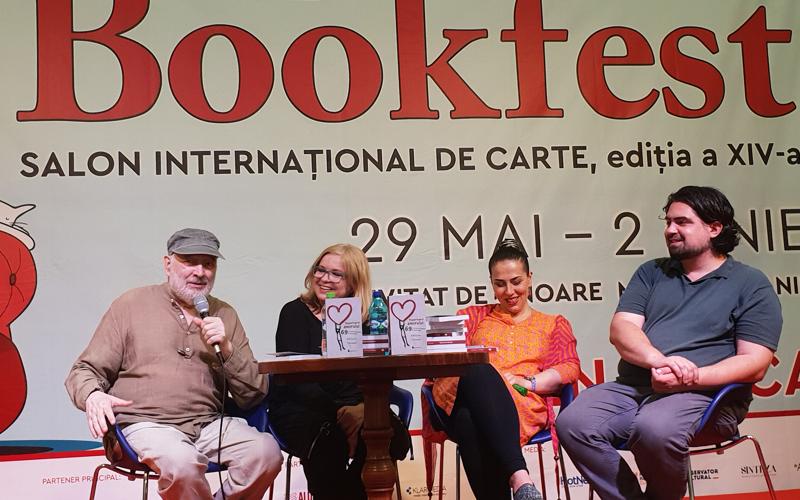 Stelian Tanase, Andrei Ruse, Bookfest, Repertoarul amorului