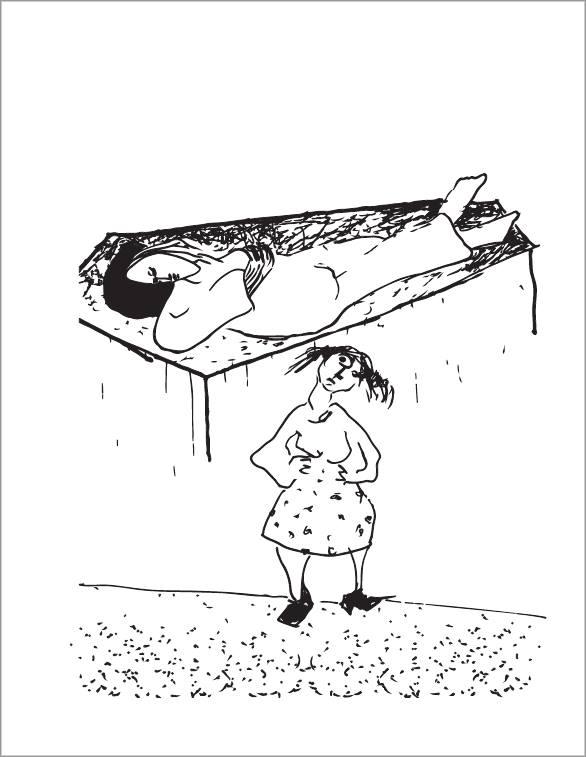 Fata care picta chipuri, Dragos Bojin, Despre tristetea femeilor frumoase, Andrei Ruse